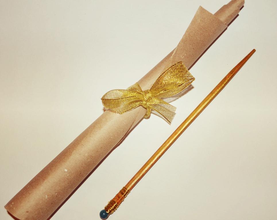 Волшебная палочка от Веры Радостной