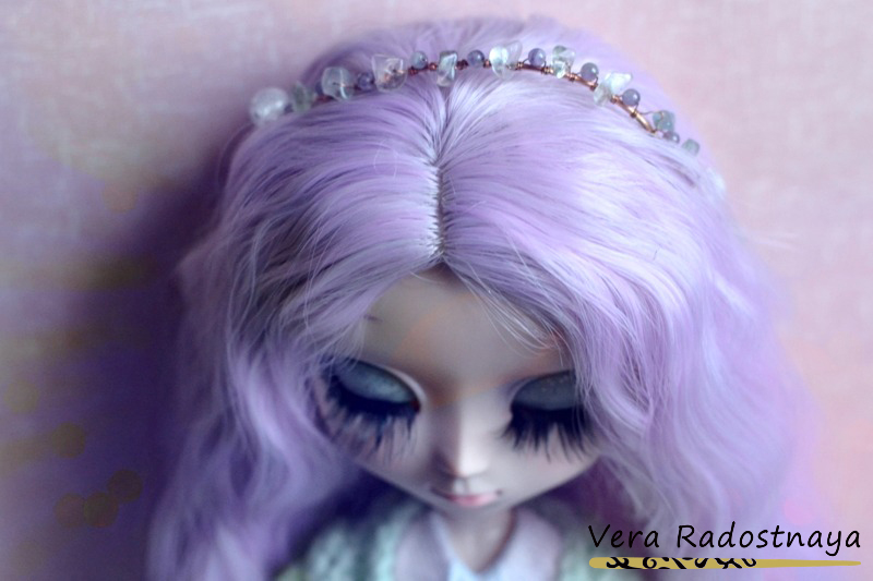 Сustom Ooak Pullip Loreli - Little Pretty Witches