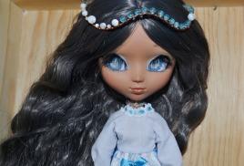 Нереида - авторская кукла Pullip серии Little Pretty Witches by Vera Radostnaya